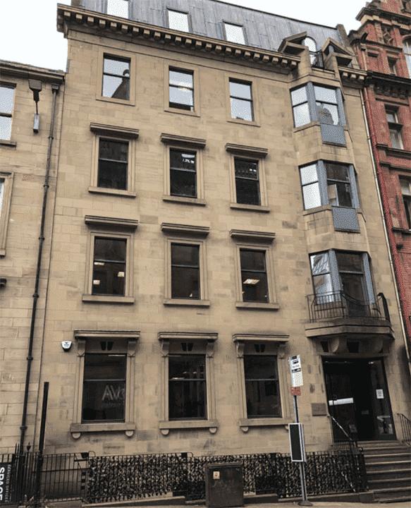 Stelmain - 58 West Regent Street ,G2 - Glasgow