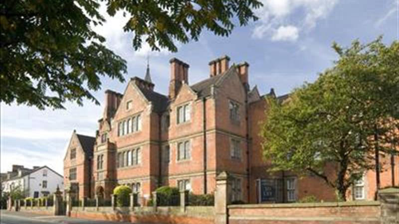 Staton Young - College Business Centre, Uttoxeter New Road, DE22 - Derby
