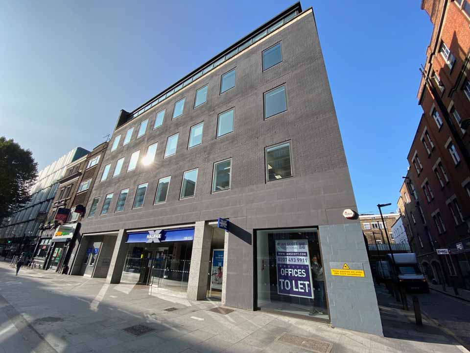 Kitt Offices (Managed 2,830- 5,660sqft) 10 Midford Place, W1T  - Fitzrovia