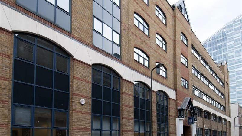 Kitt Offices(Managed) - 40 Clifton Street, EC2A -Shoreditch