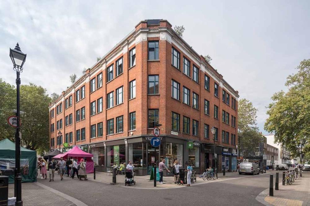 Kitt Offices(Managed) - 3-5, Spafield Street, EC1R - Farringdon