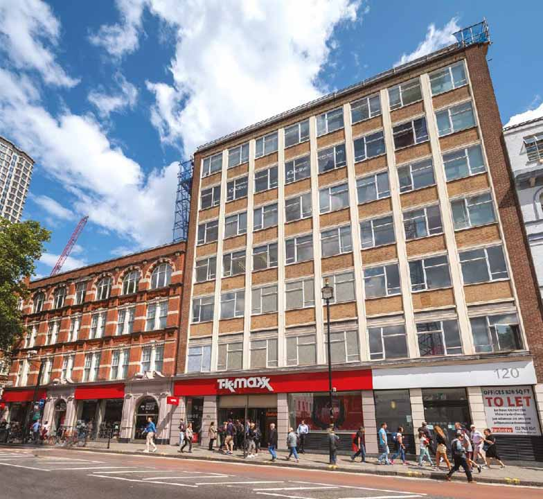 Clarendon Business  Centres - 120 Charing Cross Road, WC2H - Soho