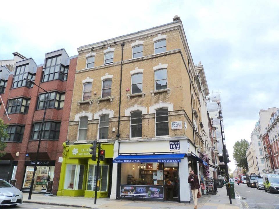 Langham Estates - 53 Great Portland Street, W1W - Marylebone