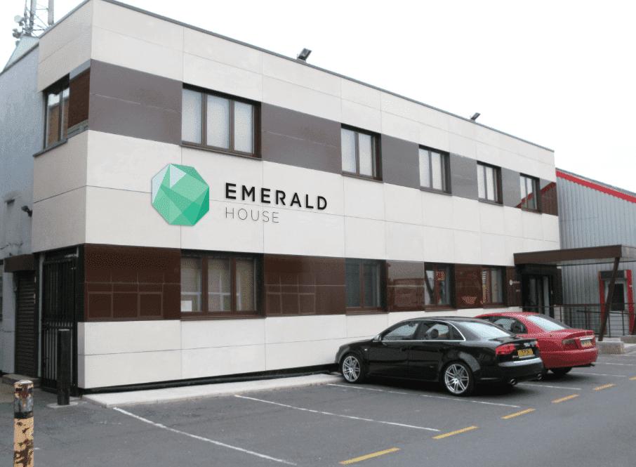 Emerald Space Limited - Emerald House, Unit B Braintree Industrial Estate, HA4 - Ruislip