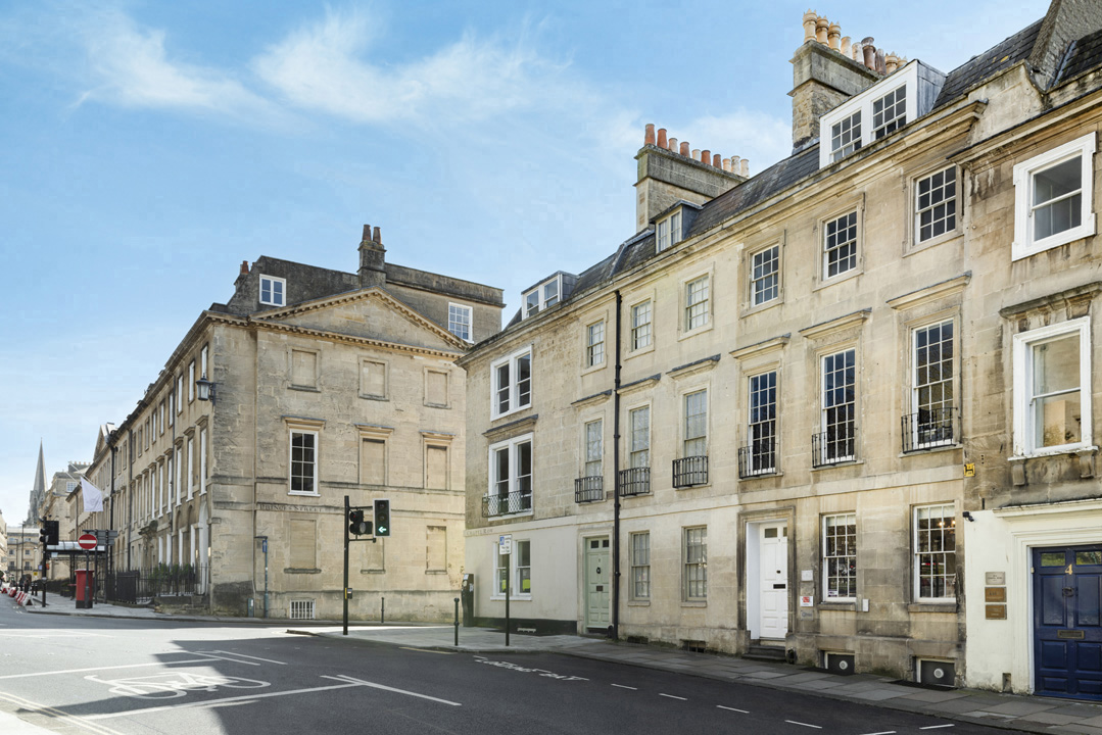 Bath Office Co Ltd - 3 Chapel Row, BA1 -Bath