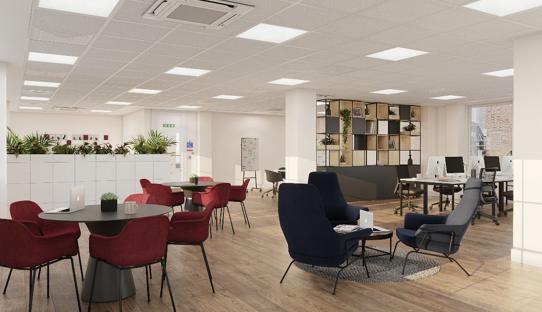 Kitt Offices( Mangaed 3,384sqft) - 77 Cornhill, EC3 - London