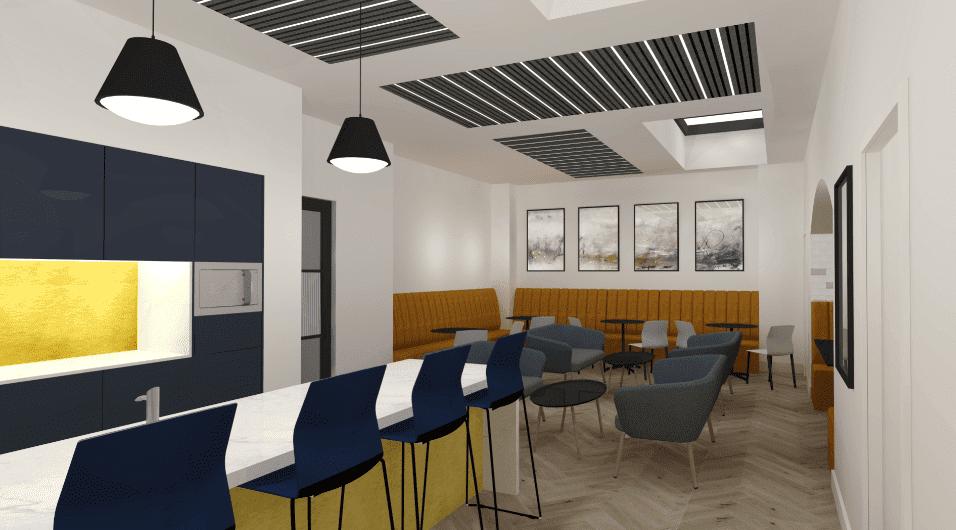 Newman Offices -  4 Breams Buildings, Chancery Lane, EC4A - London