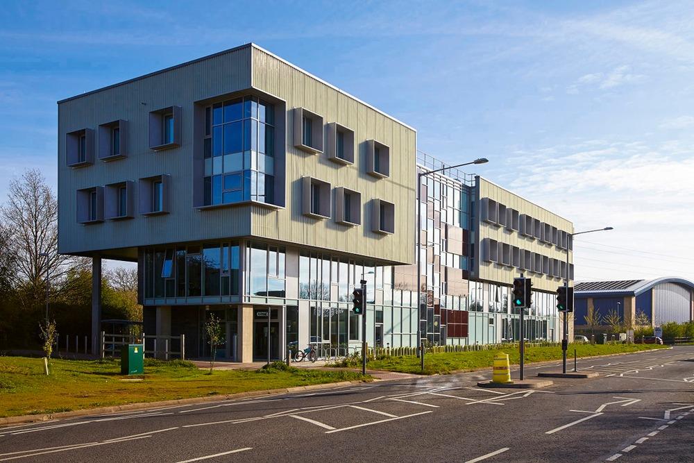 Allia Future Business Centre - Kings Hedges Road, CB4 - Cambridge