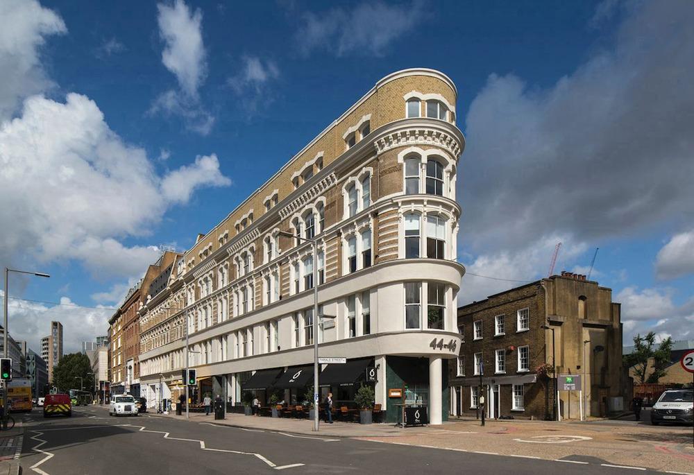 Kitt Offices (Managed 1448sqft) - 44 -46 southwark Street, SE1 - London Bridge