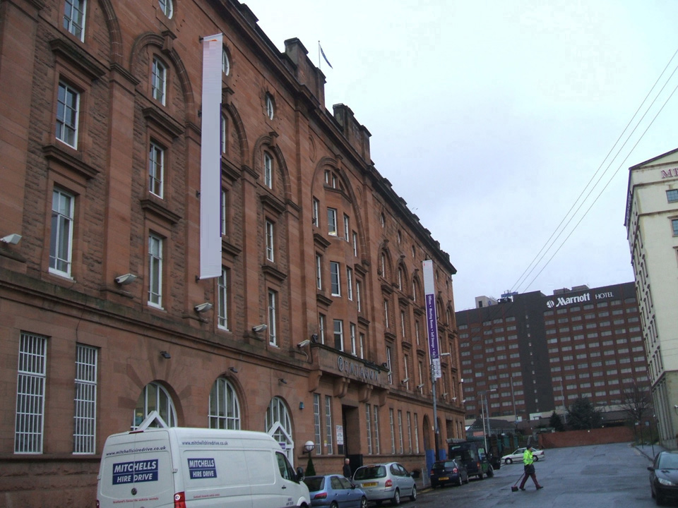 MCR Property - The Pentagon Centre - Washington Street, G3 - Glasgow
