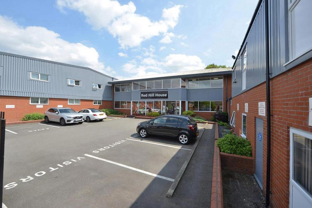 Sandyford Properties Ltd - Red Hill House, Hope Street, CH4 - Cheshire