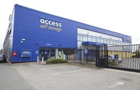 Access Self Storage - 10 Roman Road, NW2 - Cricklewood