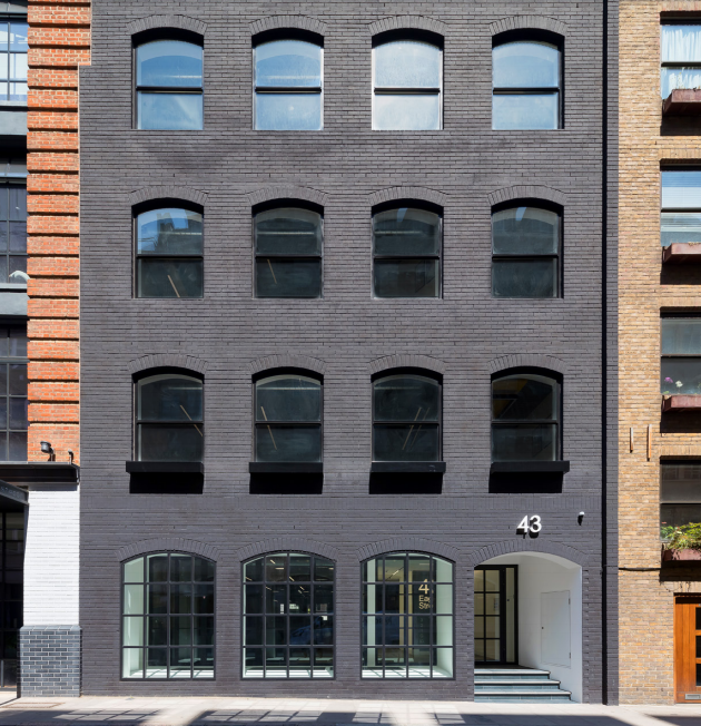 RX London (Self Contained) - 43 Eagle Street, WC1R - Holborn
