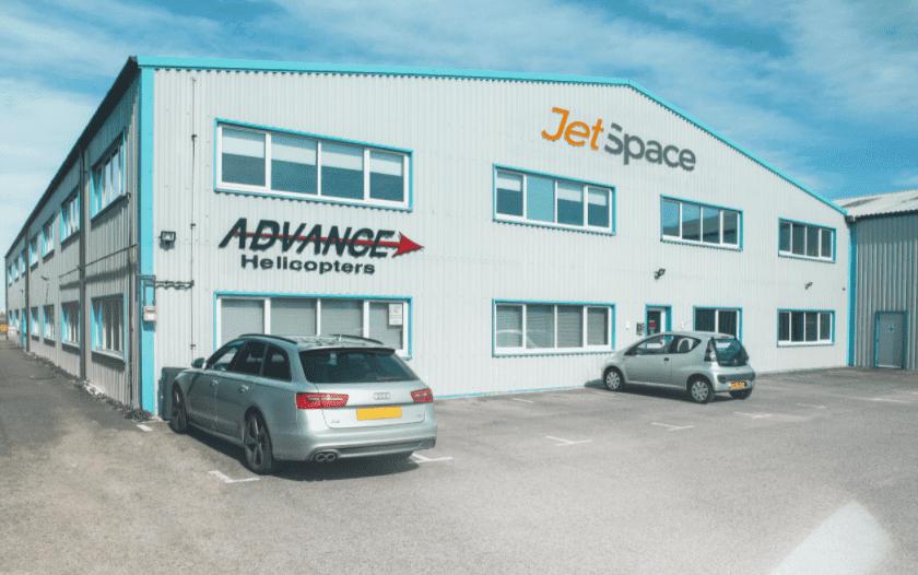 JetSpace - Hangar 4, 2-4 Cecil Pashley Way,NB43 - Shoreham-by-Sea