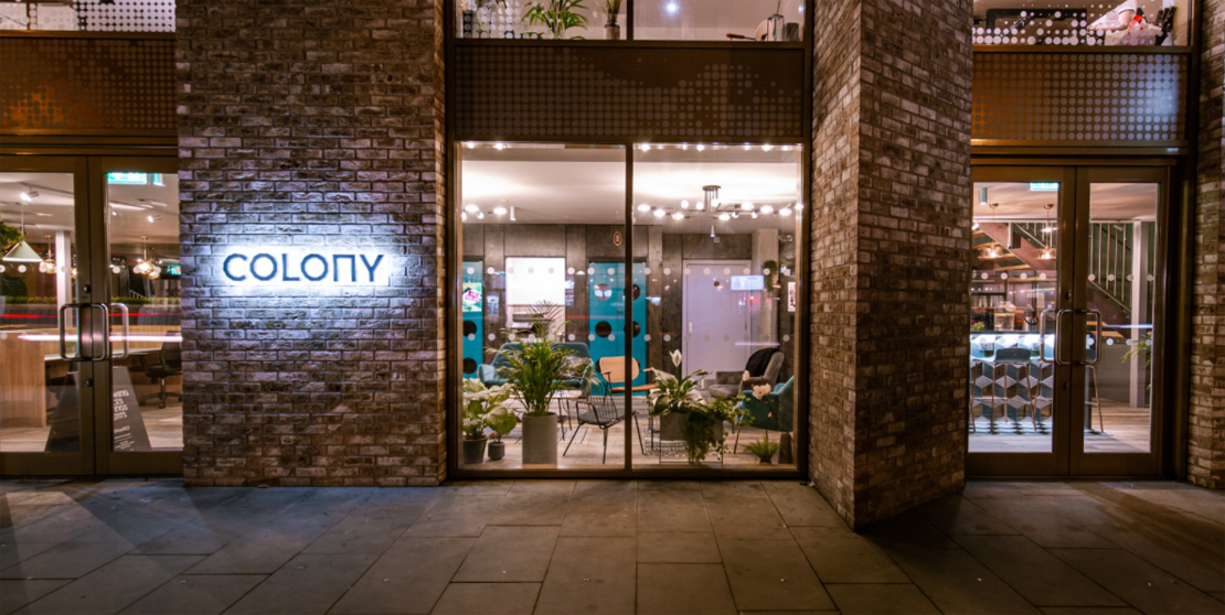 Colony - 70 Great Ancoats Street, M4 - Manchester