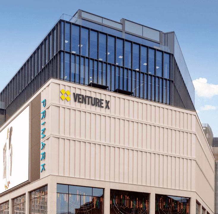 Venture X - 1 Ariel Way, W12 - White City