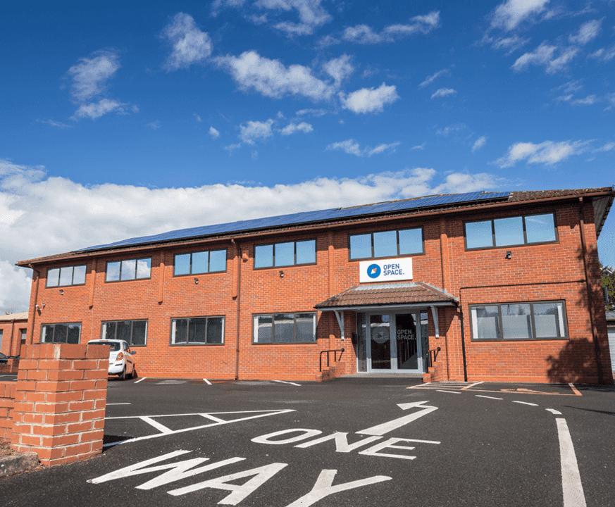 Open Space Business Centre - Upper Interfields, Mavern WR14 - Worchestershire