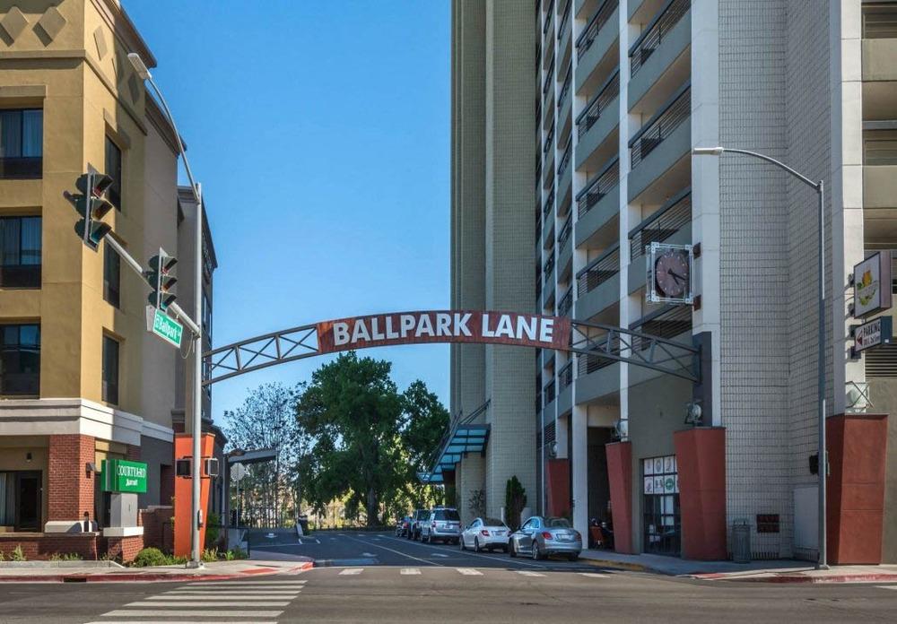 Ballpark Lane  - East 2nd, Reno - NV