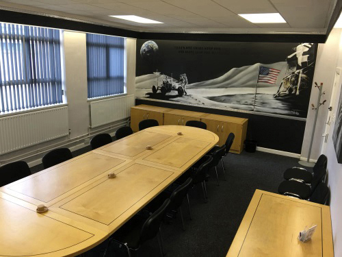 Excalibur Serviced Offices - Securehold Business Centre - Studley Road, B98 - Redditch (Private & Shared Offices)