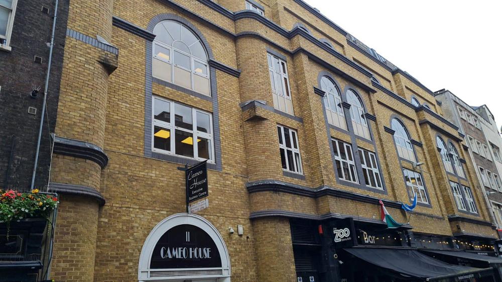 BA Partnerships - 11 Bear Street, WC2 - Covent Garden