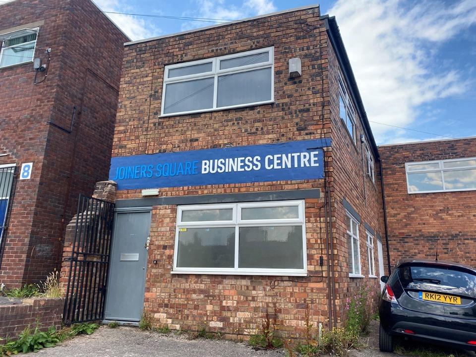 Sandyford Properties Ltd - Suite 4, Oldham Street, ST1 - Stoke-on-Trent
