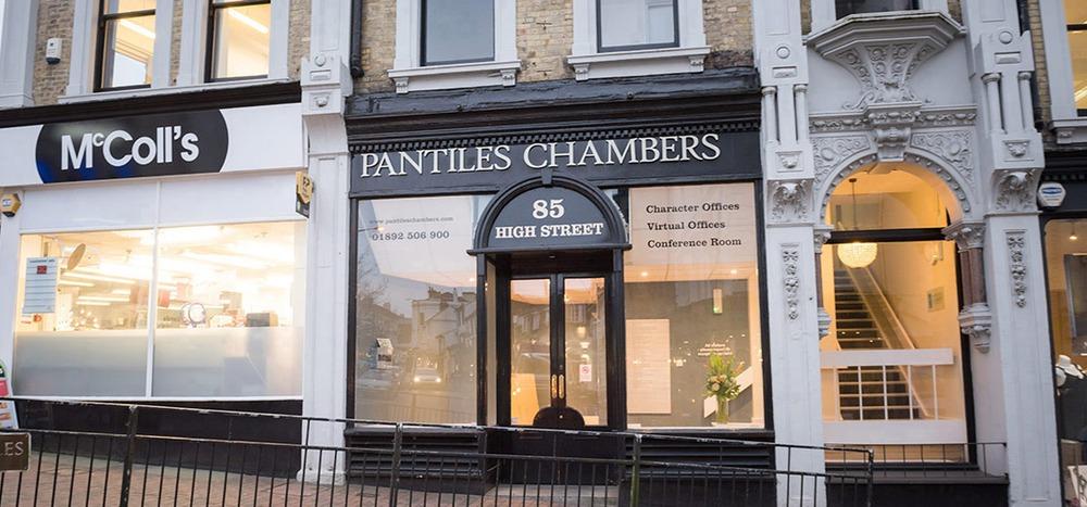 Inigo - Pantiles Chambers 85 High Street, TN1 - Tunbridge Wells