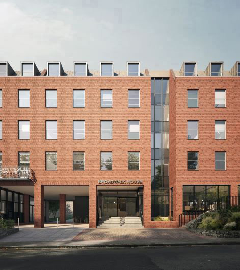 Clockwise -Broadwalk House, Southernhay West, Exeter- EX1