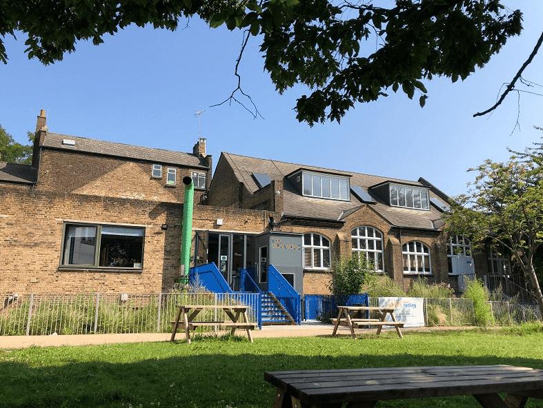 South Kilburn Trust - South Kilburn Trust, The Granville, 140 Carlton Vale, London - NW6
