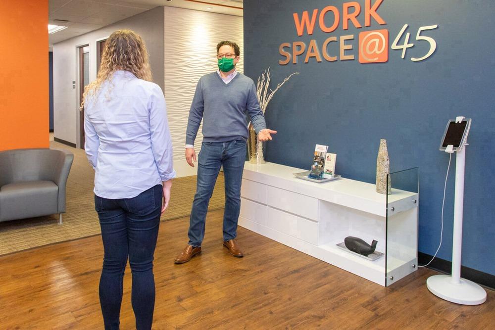 Workspace@45 - Canton, MA