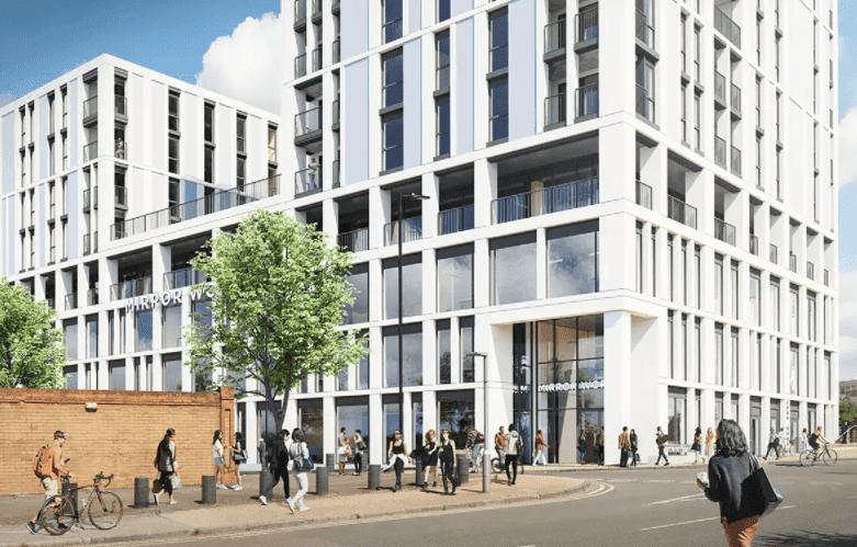 Workspace - Mirror Works, 12 Marshgate Lane, E15 - Stratford