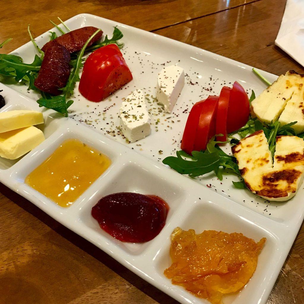 Terrace Turkish Kitchen ブレックファースト