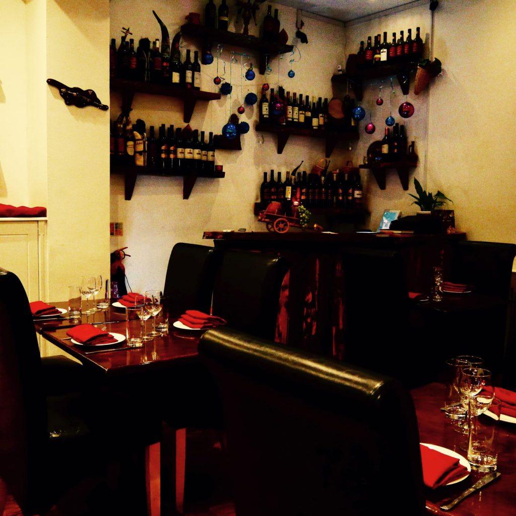 Iberia Georgian Restaurant 中