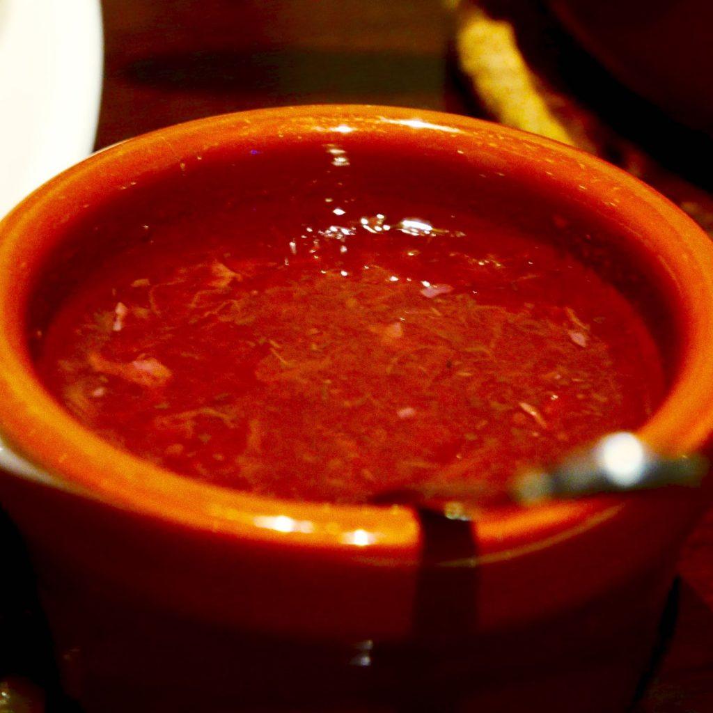 Iberia Georgian Restaurant ソース