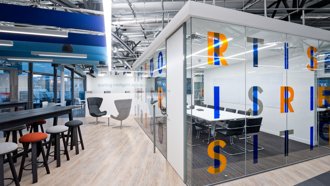 office design and fit out for ITRS
