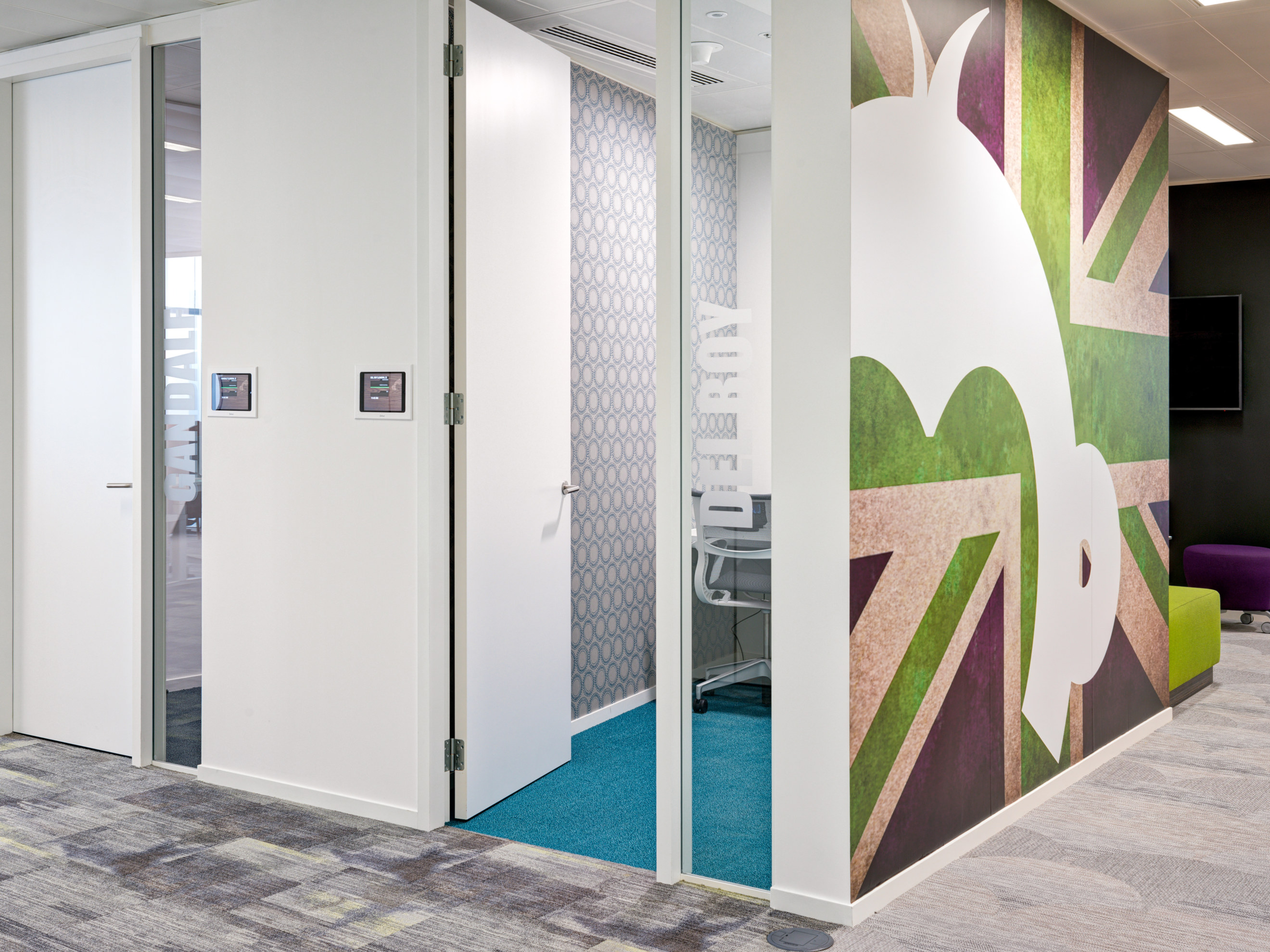 SurveyMonkey Office Design & Fit Out - Case Study | Oktra