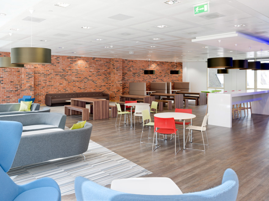 office design for Nasdaq
