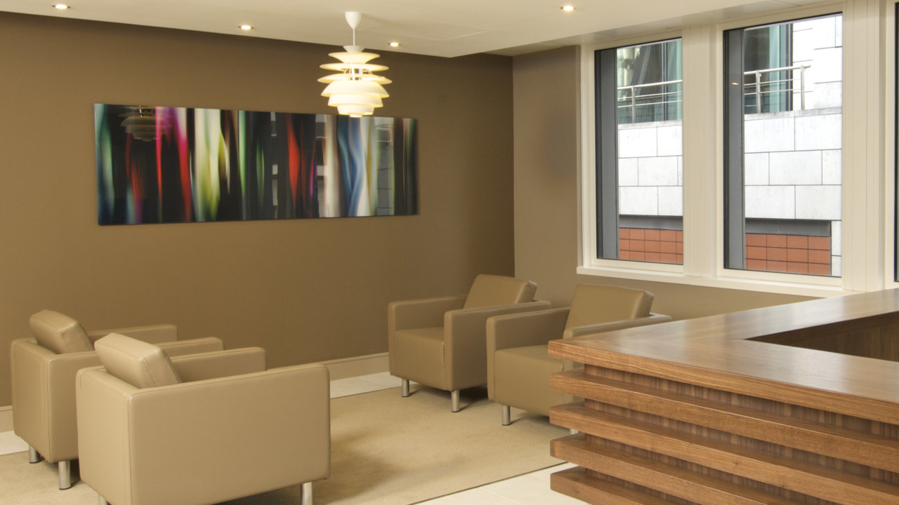 office design for waltons morse