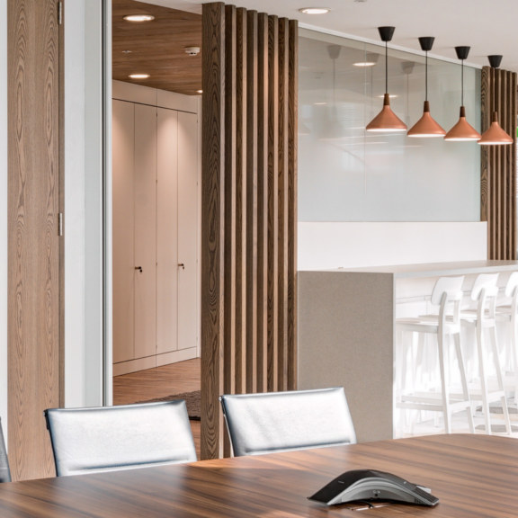 office design for financial firm Capital Economics