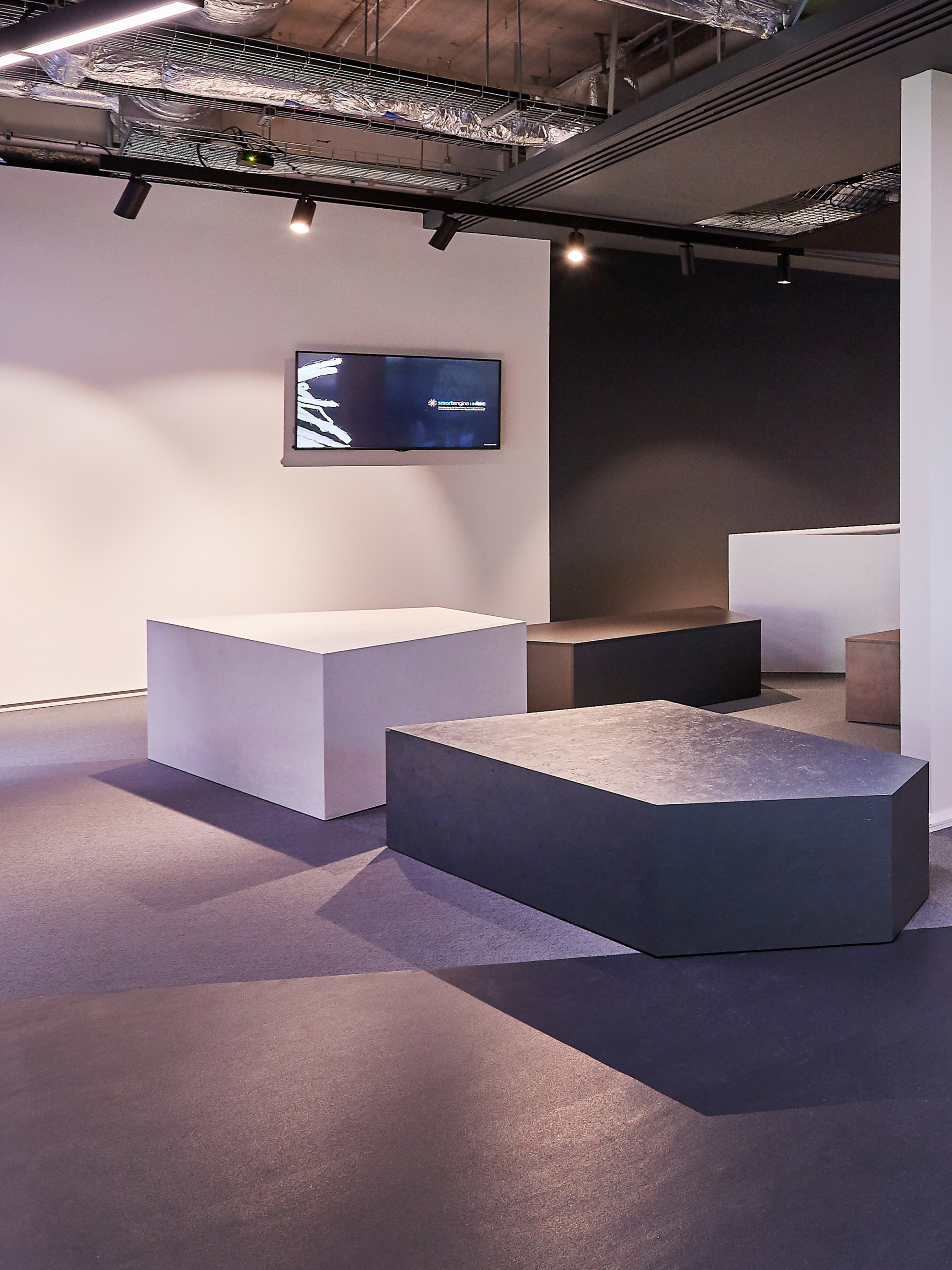 Gymshark Workplace Design Fit Out Case Study Oktra
