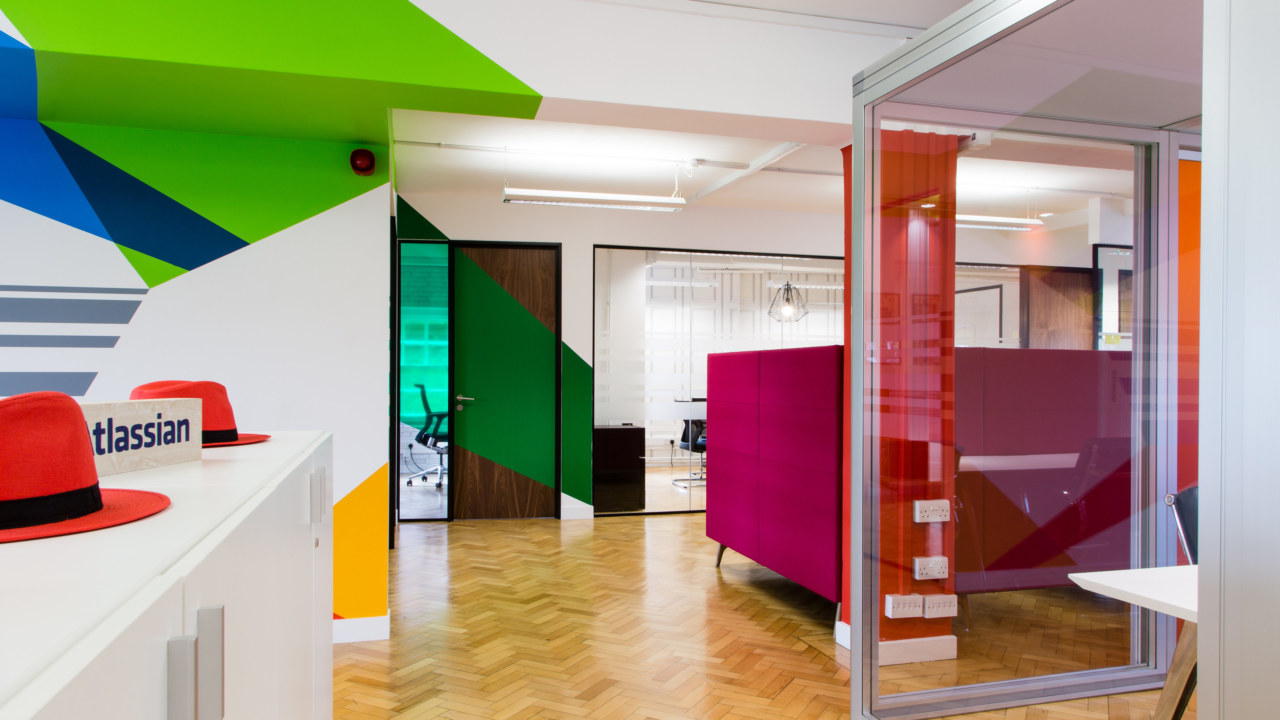 office design and fit out for Vaiantys