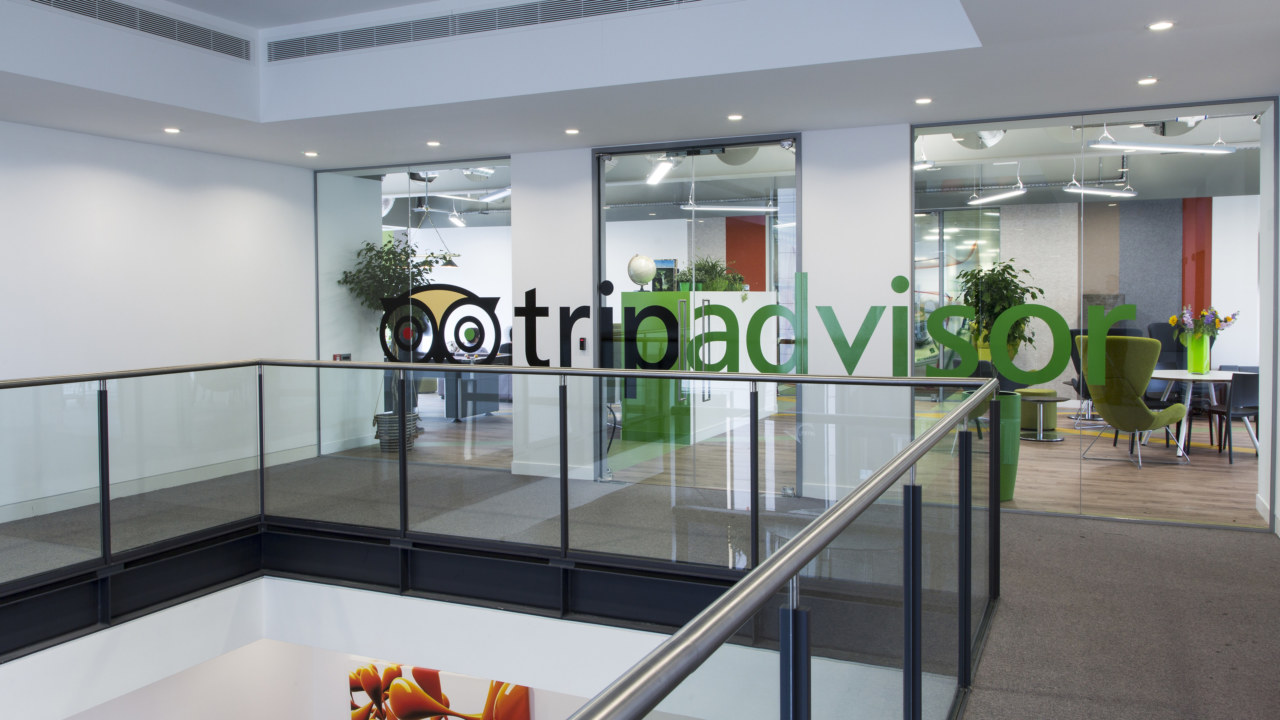 office design for trip advisor