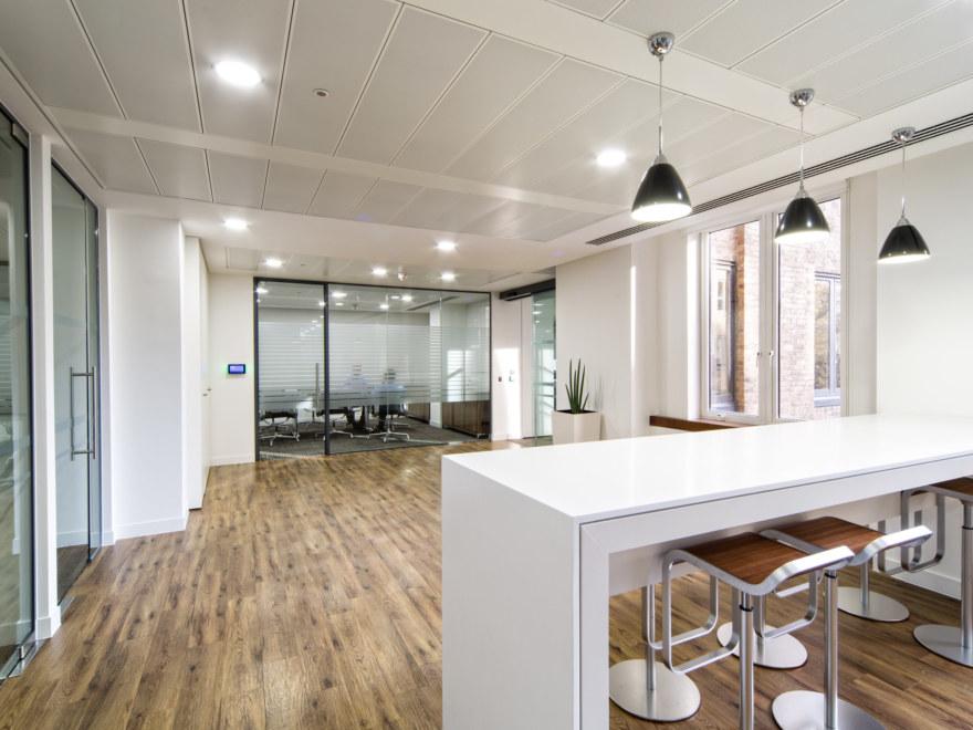 office design for BTG