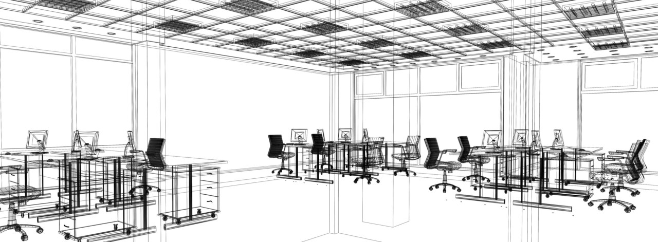 Delightful Office Space Planning