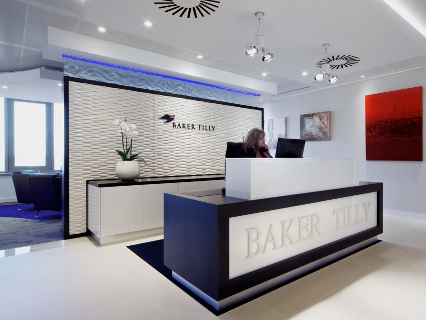 the benefits of redesigning your office reception oktra