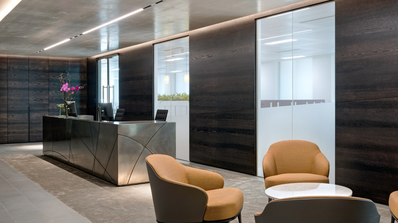 Office design for Capula