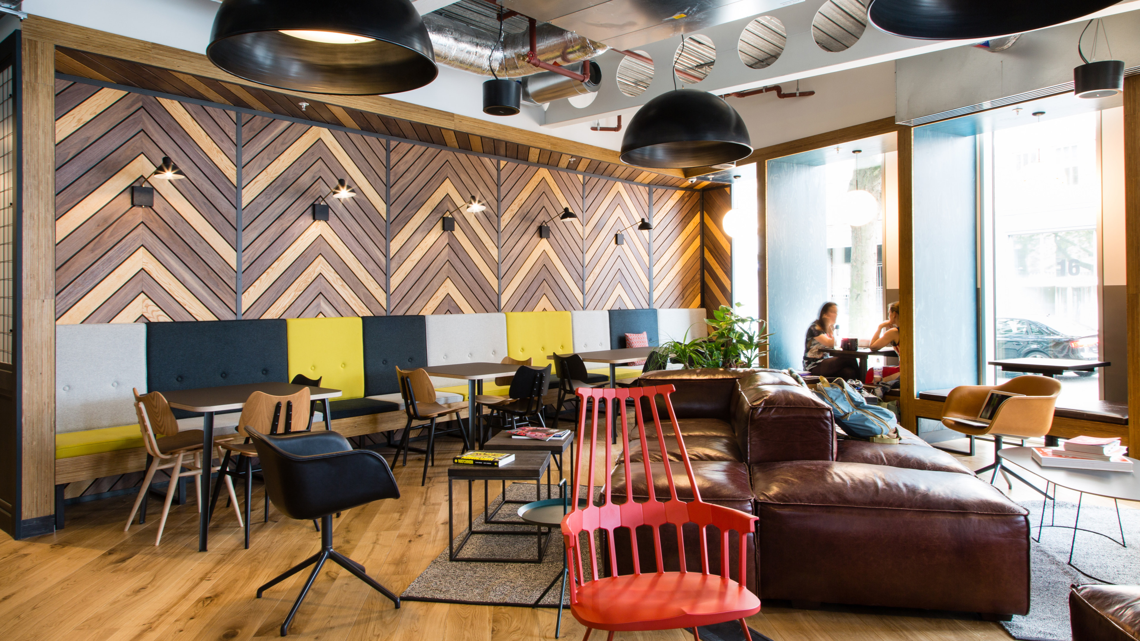 Wework Paddington Office Design Case Study Oktra