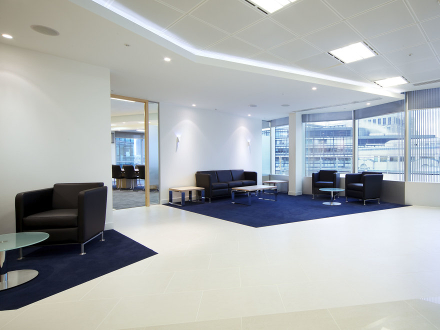 office design for baker tilly