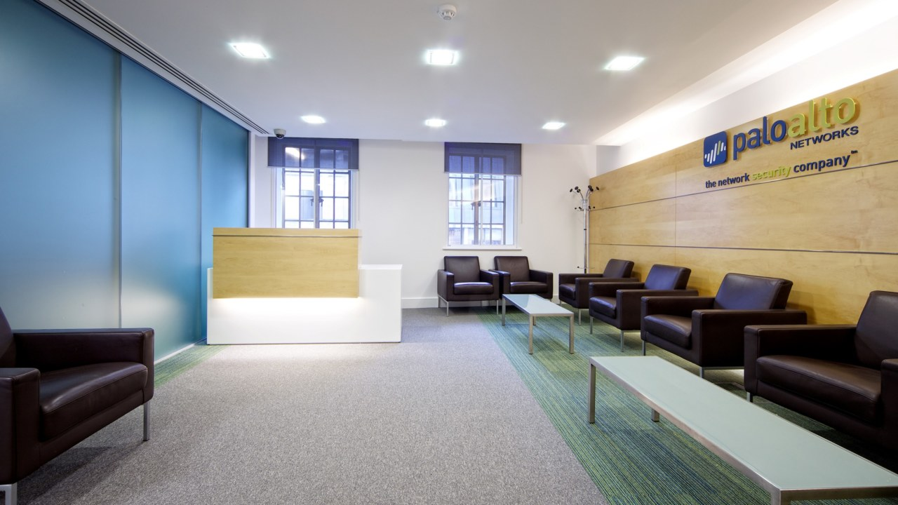 Office design for Palo Alto