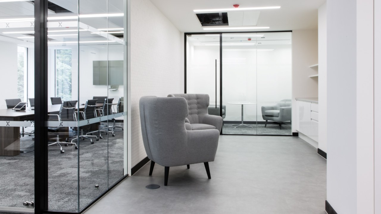 office design for YEXT