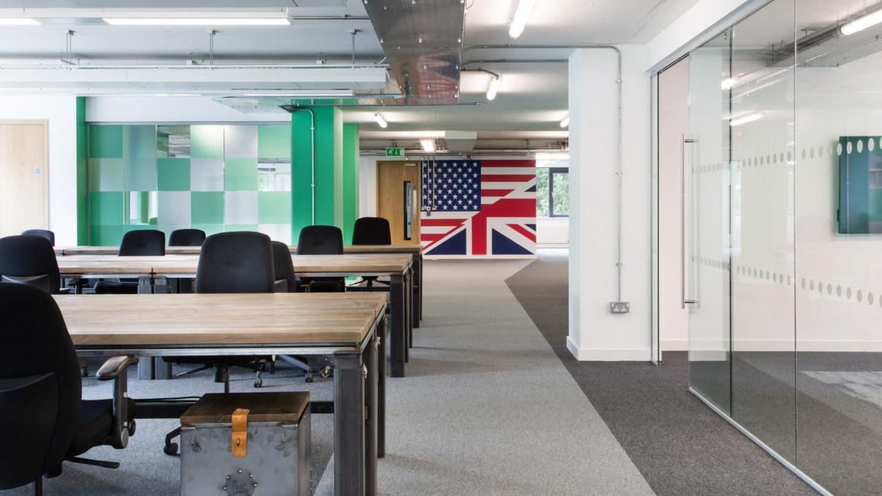 office design for InsideSale